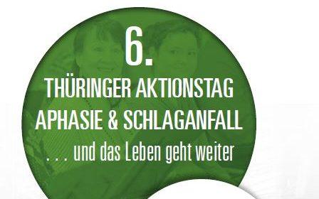 Seien Sie dabei: Thüringer Aktionstag Aphasie & Schlaganfall