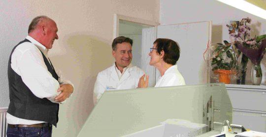 Eröffnung in Schlotheim: Dipl.-Med. Susanne Fritzlar praktiziert wieder