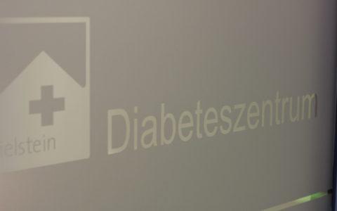 Wir sind zertifiziertes Diabeteszentrum der DDG