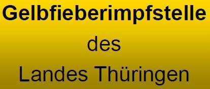 Wir sind Gelbfieberimpfstelle des Landes Thüringen!