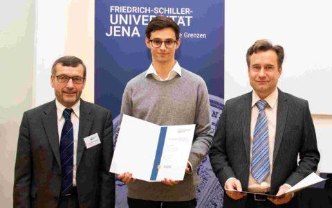 Deutschlandstipendium – Wir stiften Bildungserfolge