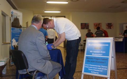 Rege Beteiligung zum Thüringer Landesdiabetikertag in Erfurt
