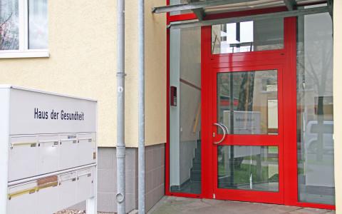 Sömmerda • 11. Standort des MVZ Dr. med. Kielstein Ambulante Medizinische Versorgung GmbH