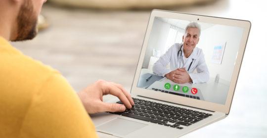 Die Online-Videosprechstunde im MVZ – Dr. med. Kielstein