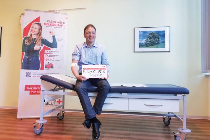 Eine Blutspende rettet Leben 💉🩸