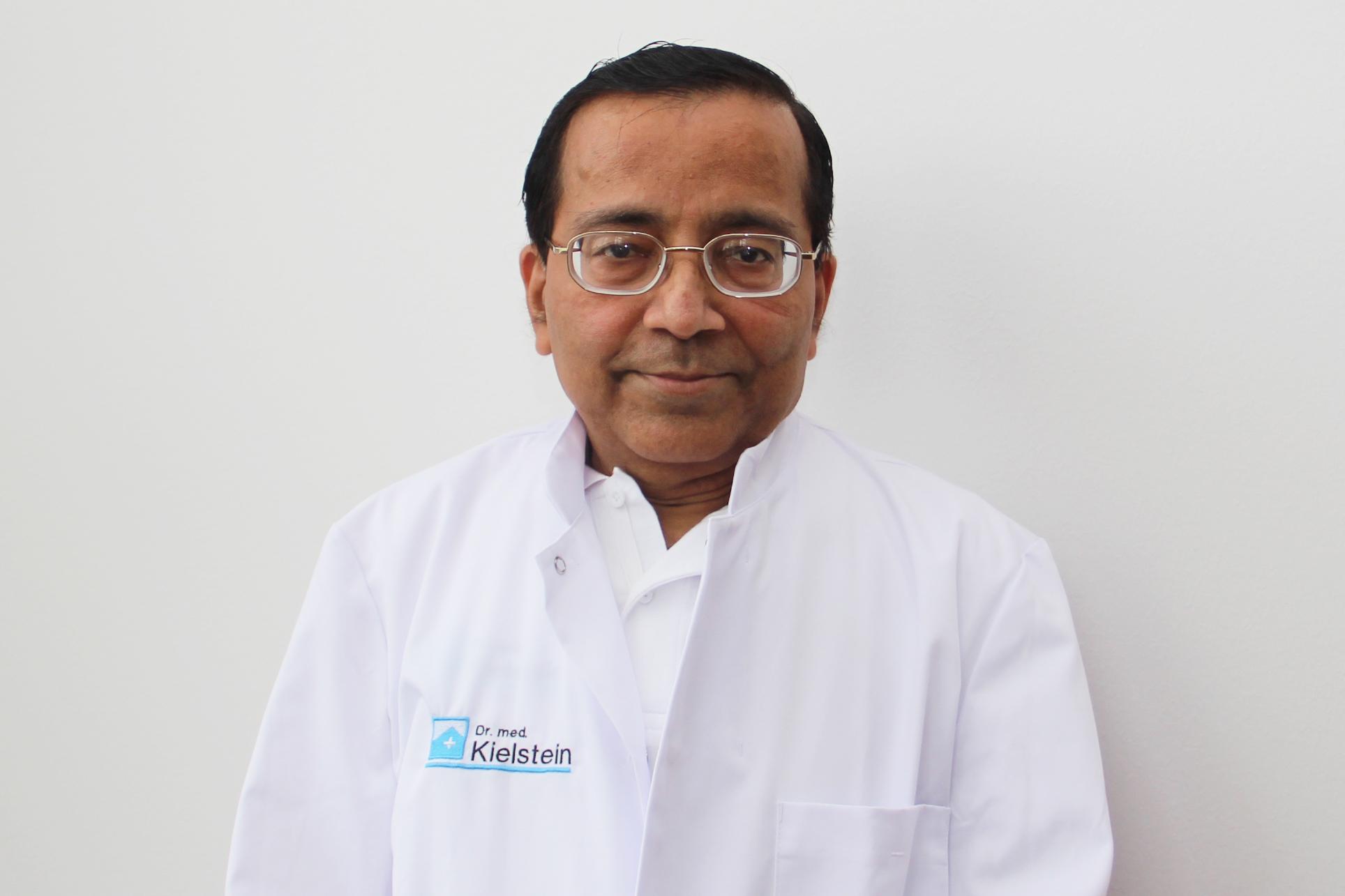 Dr. rer. nat. Swapan Kumar Chatterjee